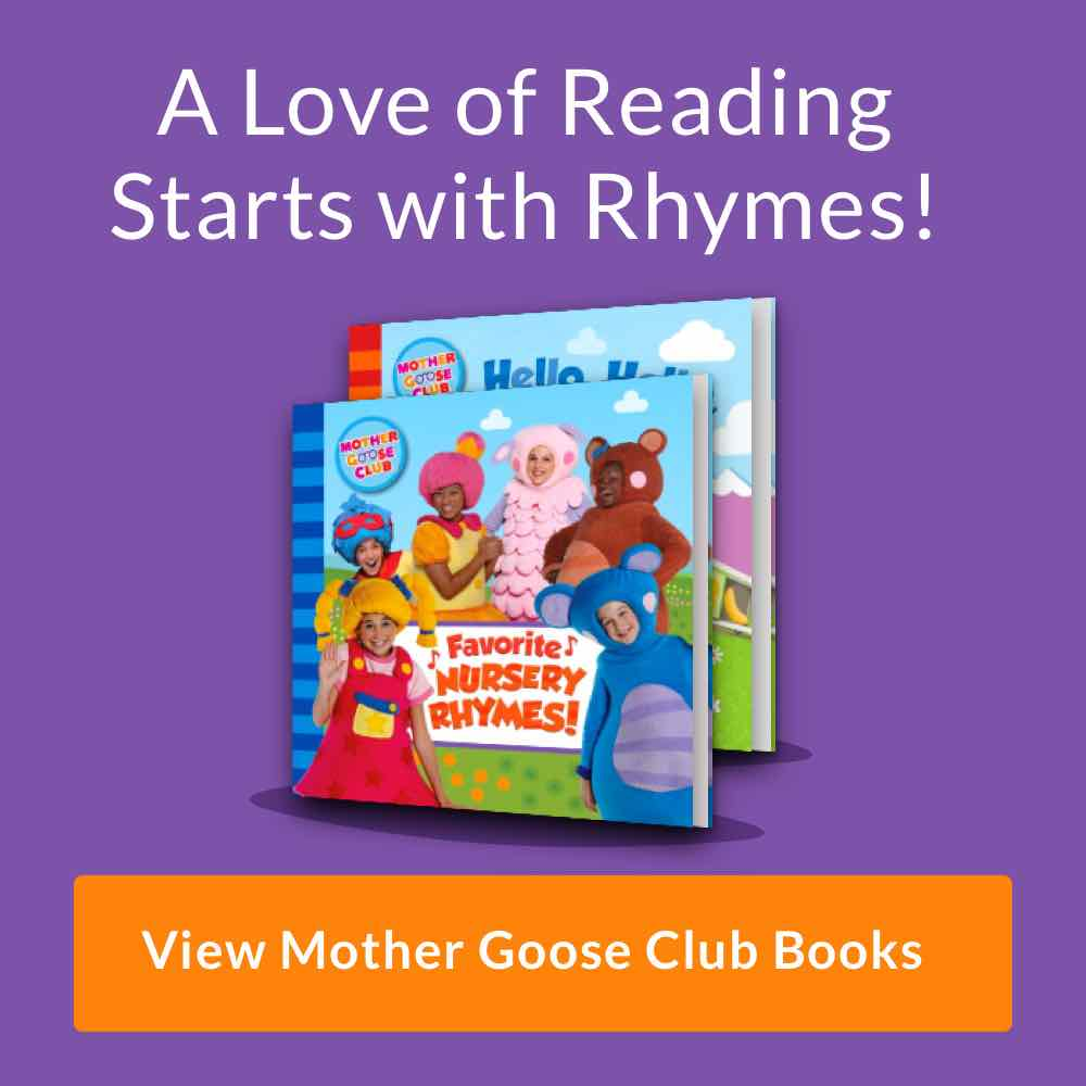Mother Goose Club books