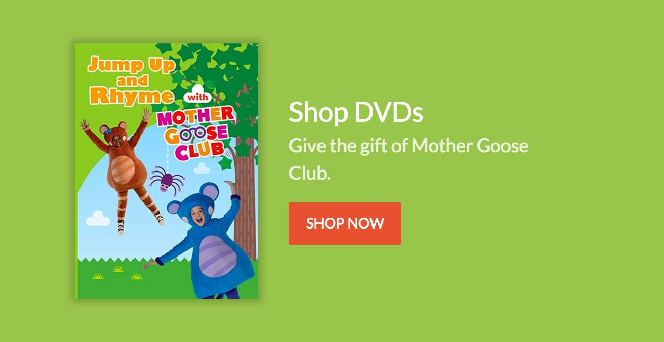 Get Mother Goose Club dvds