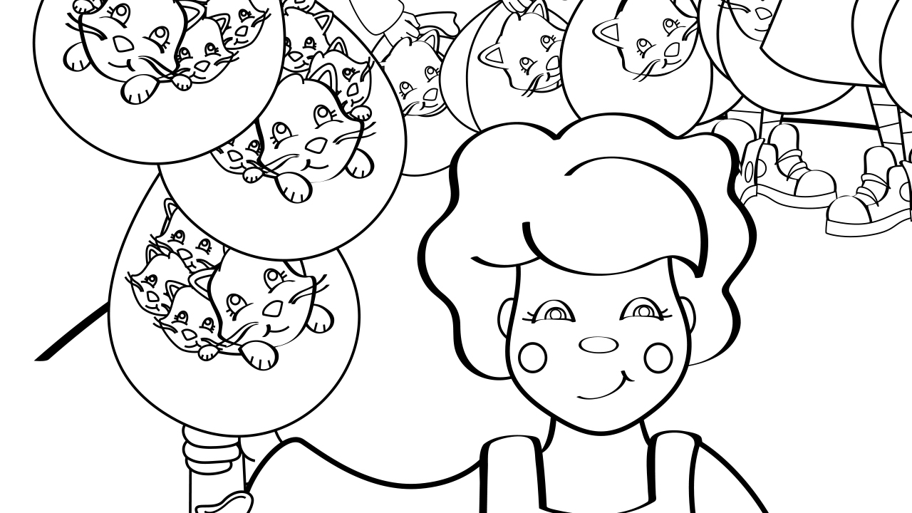 going to st ives coloring page mother goose club mother