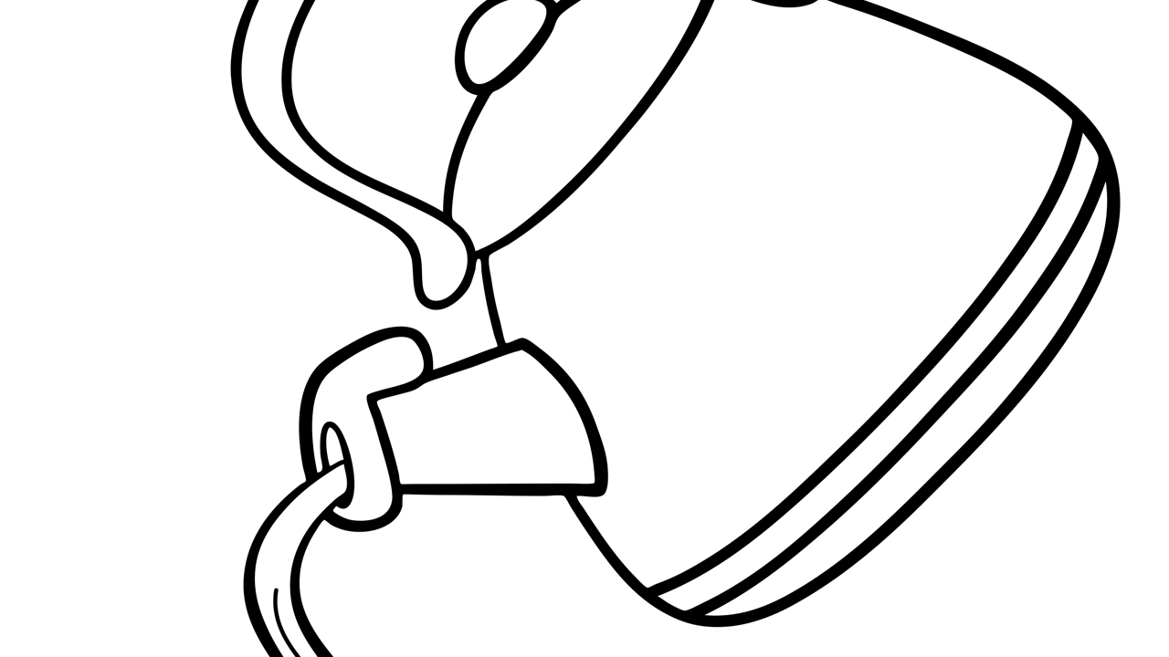 polly put the kettle on coloring page mother goose club
