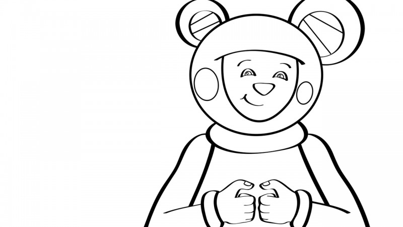 Where Is Thumbkin Coloring Page Mother Goose Club
