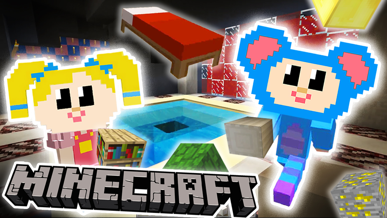 Eep And Mary Creative Mode Building Ep 5 Minecraft