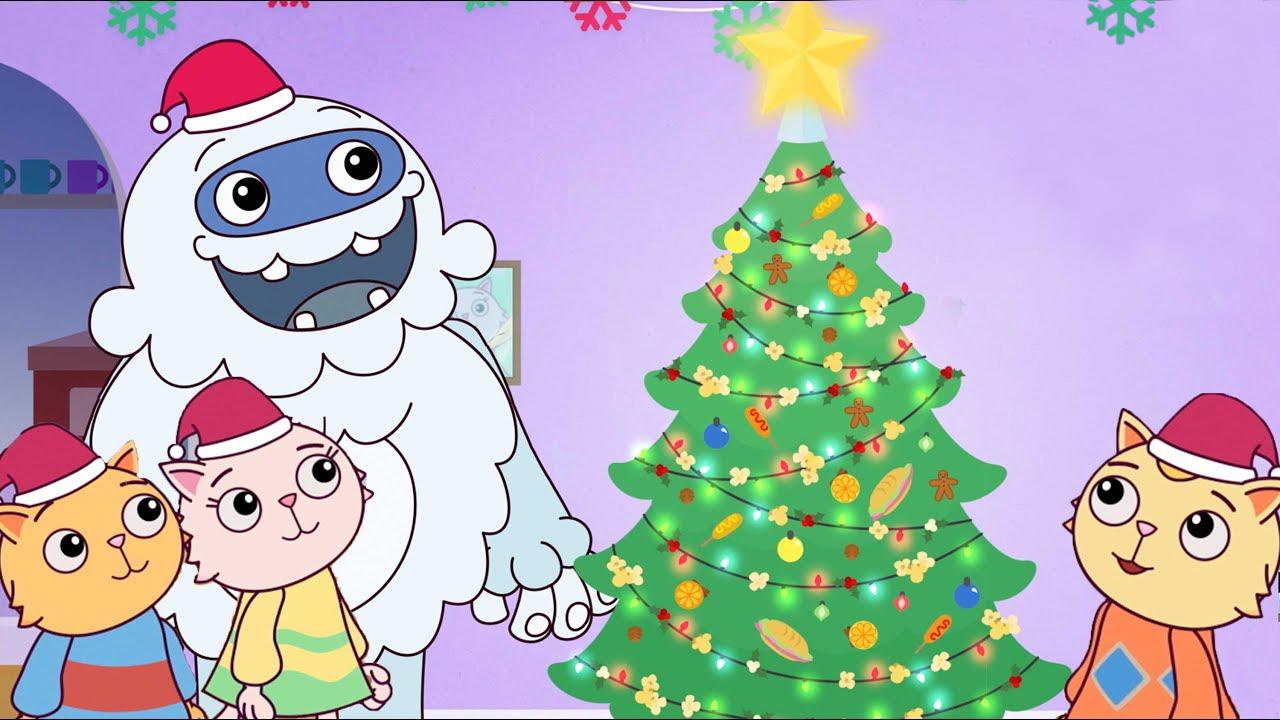 O Christmas Tree (Three Little Kittens) - Nursery Rhymes - Mother ...