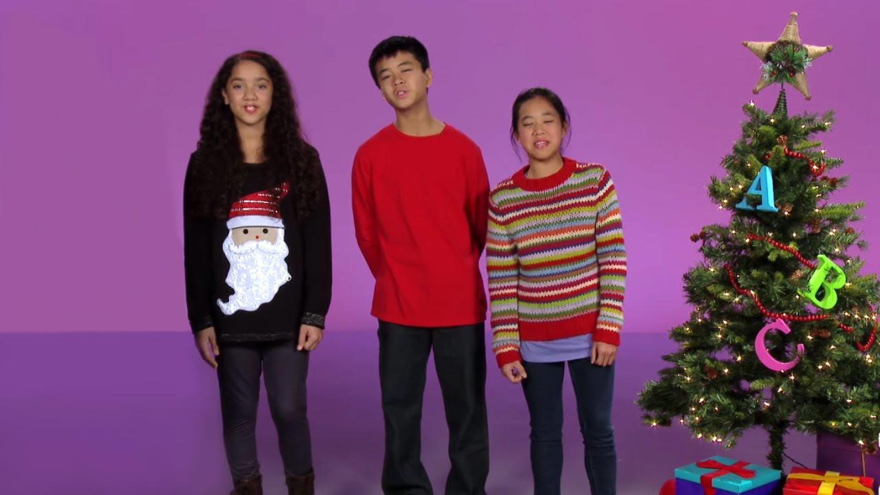 O Christmas Tree (caroling) - Nursery Rhymes - Mother Goose Club