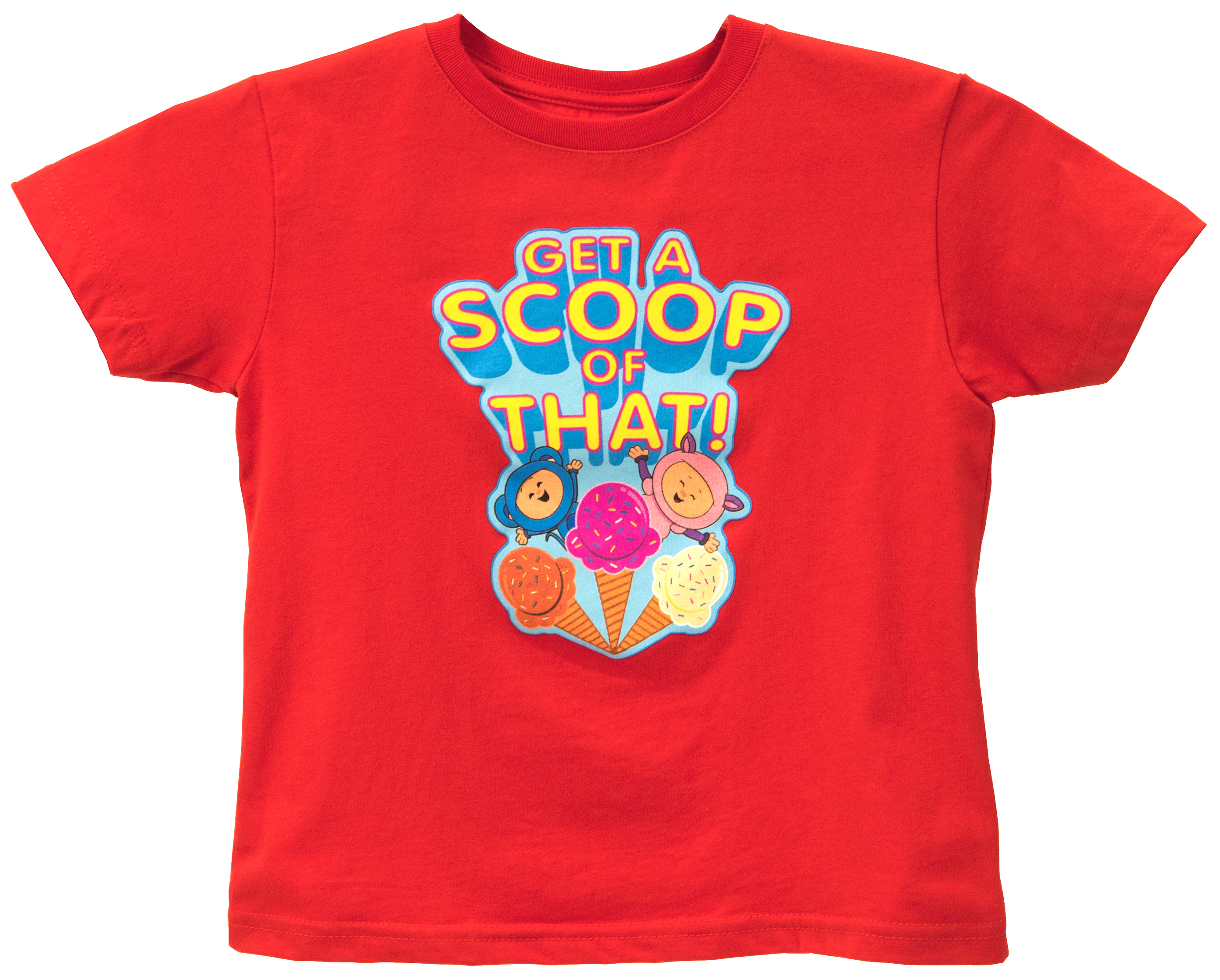 "Mother Goose Club ""Ice Cream Song"" T-Shirt"