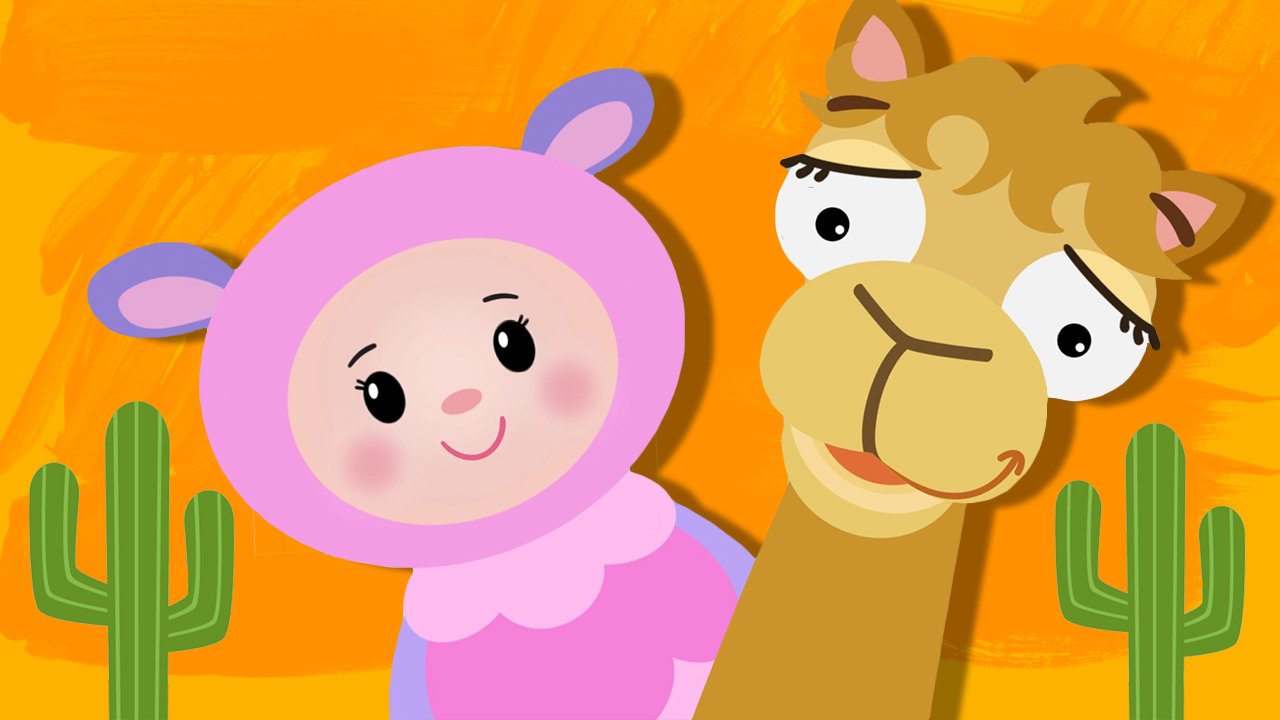 Alice the Camel (cartoon) - Nursery Rhymes - Mother Goose Club