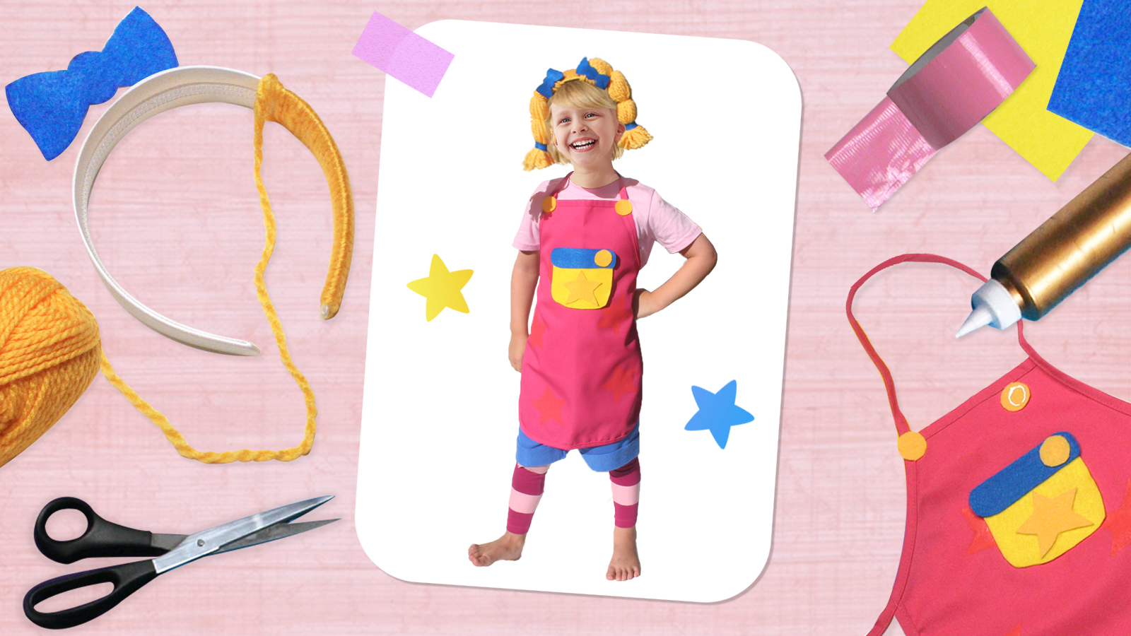 Make Your Own Mary Quite Contrary Costume
