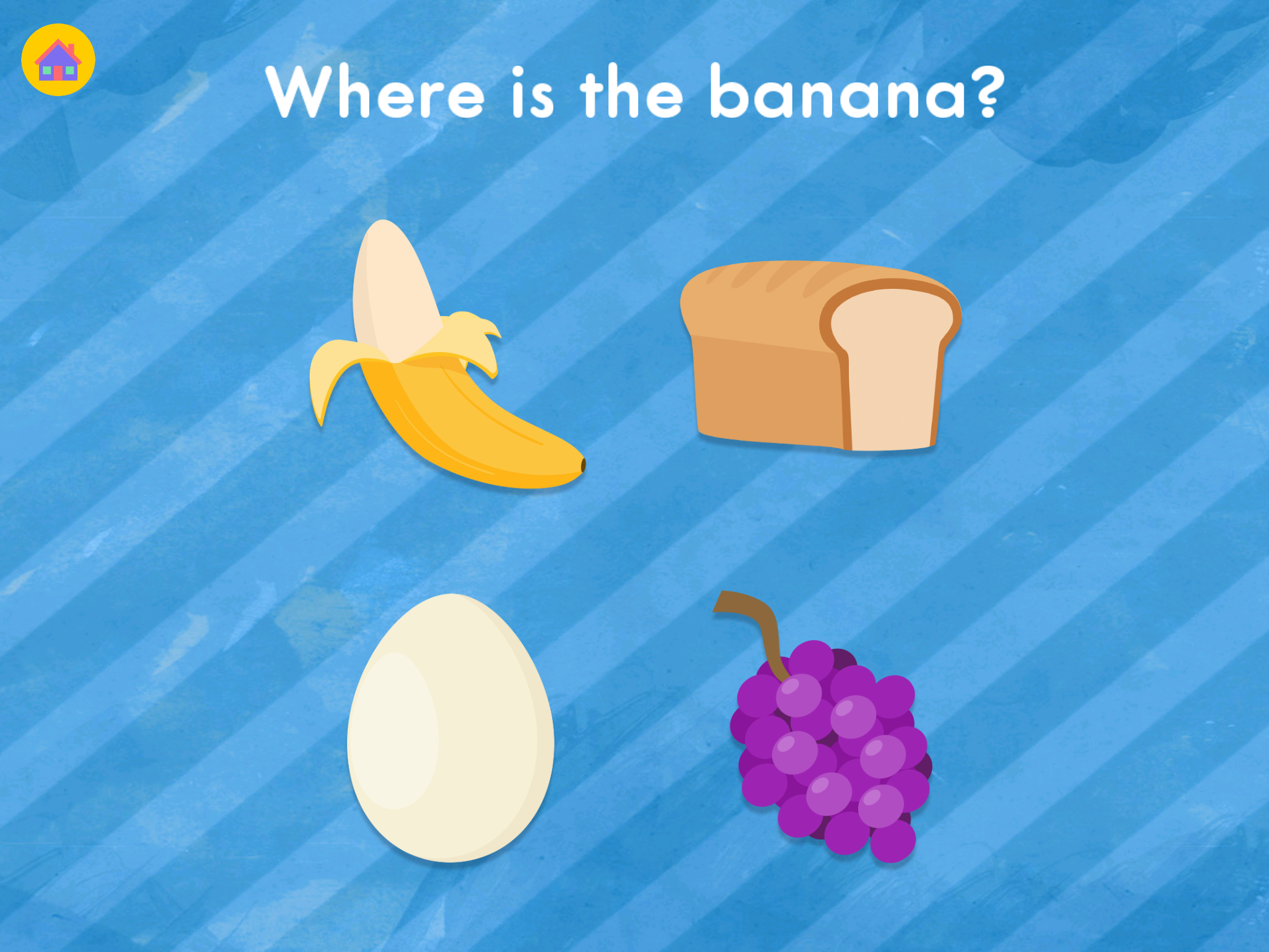App food quiz