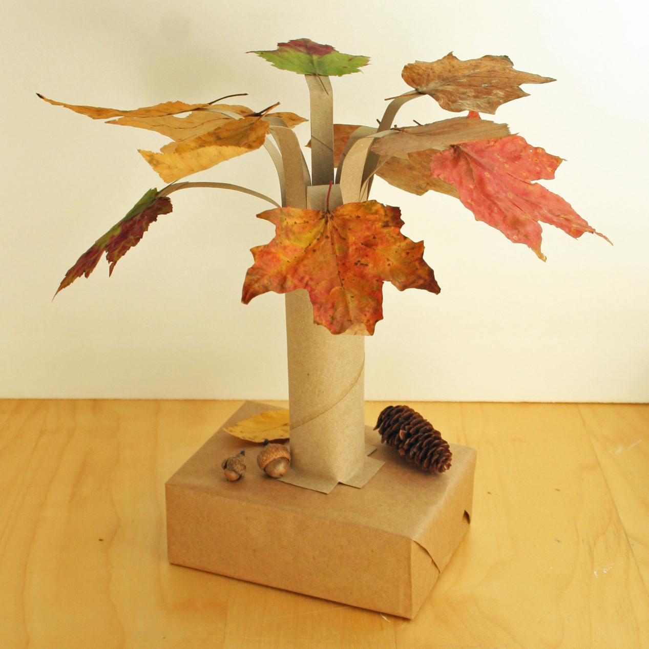 Fall tree craft final