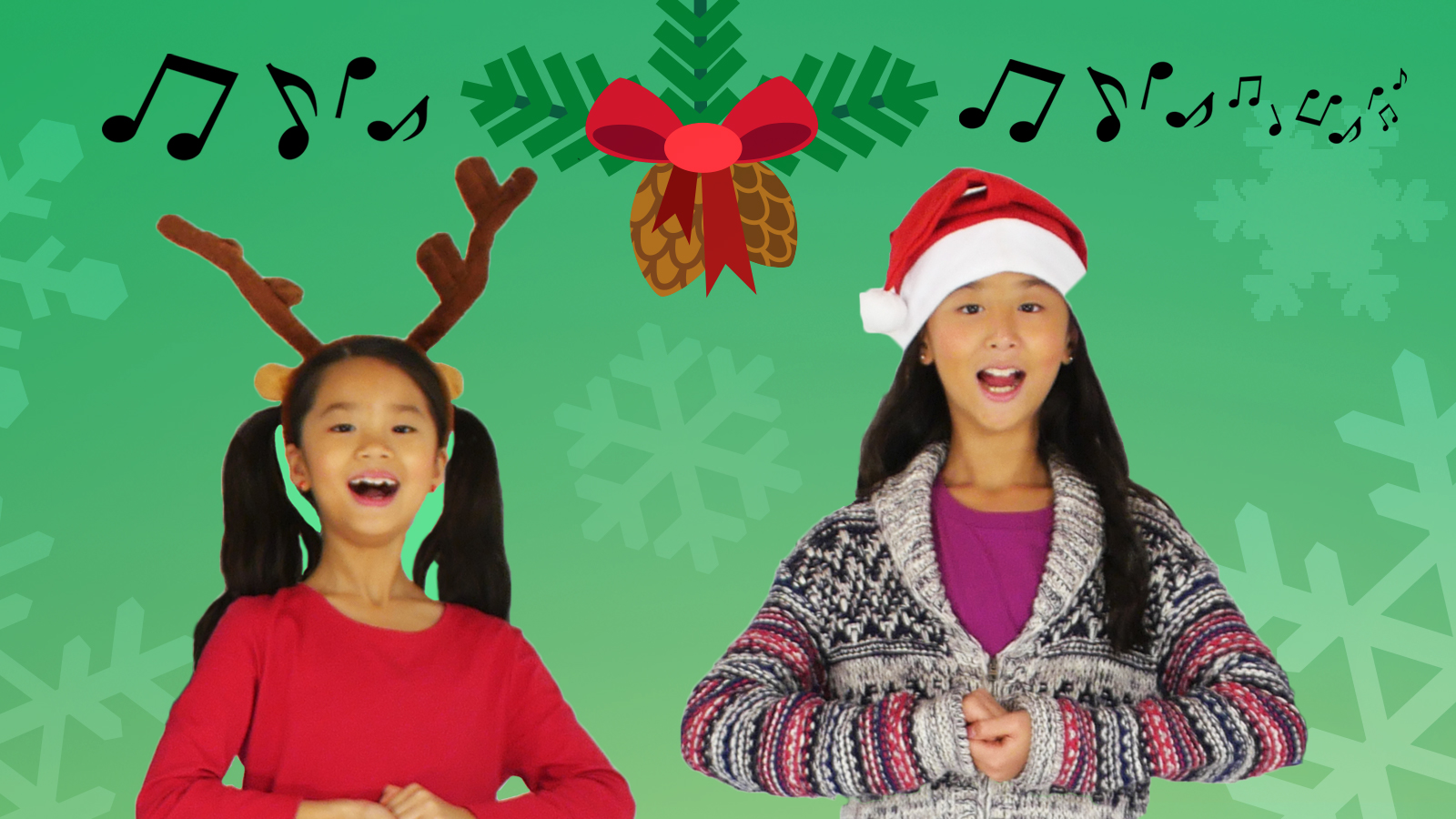 Caroling With Mother Goose Club Songs