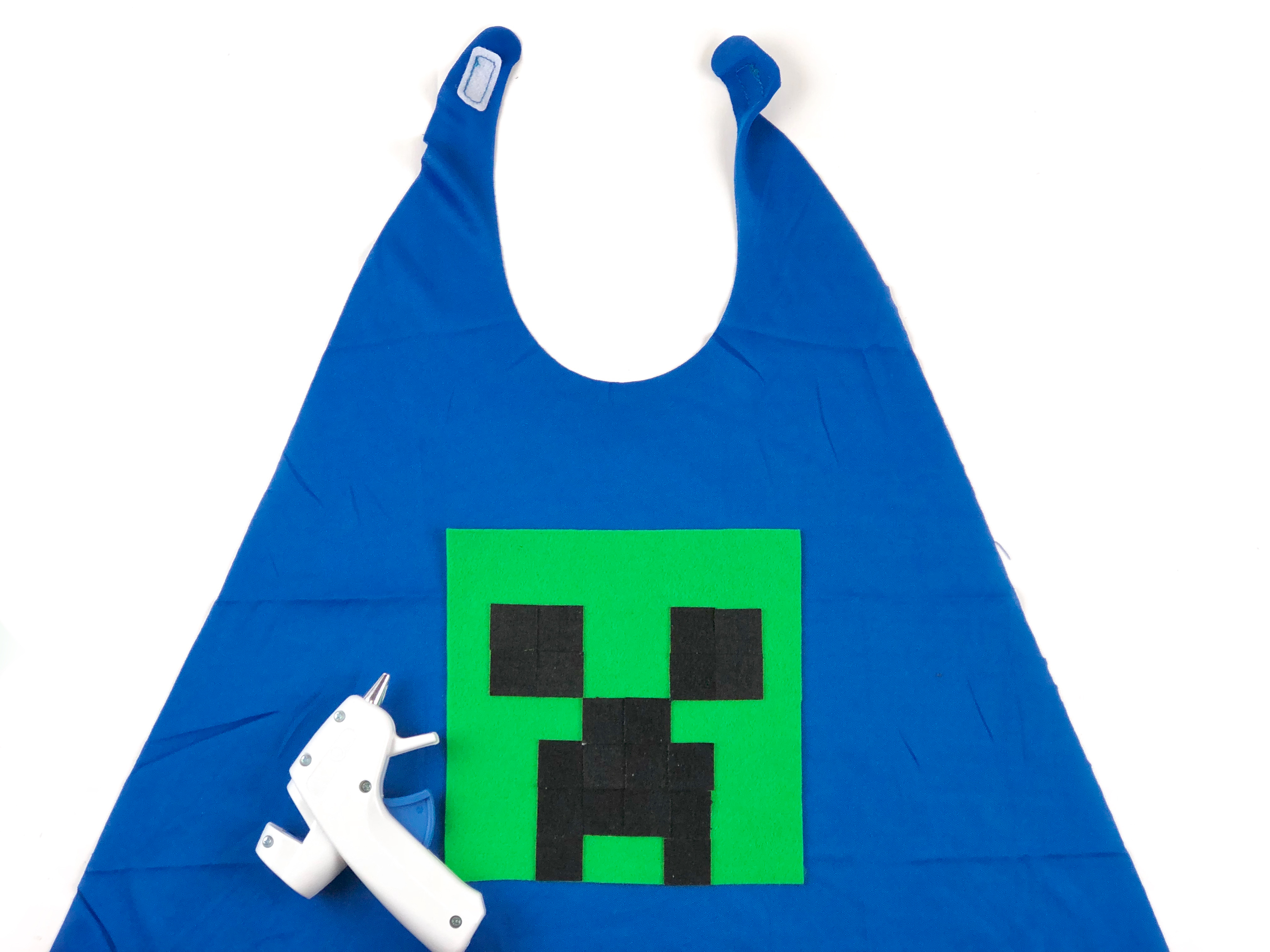 Minecraft Cap Craft step 2