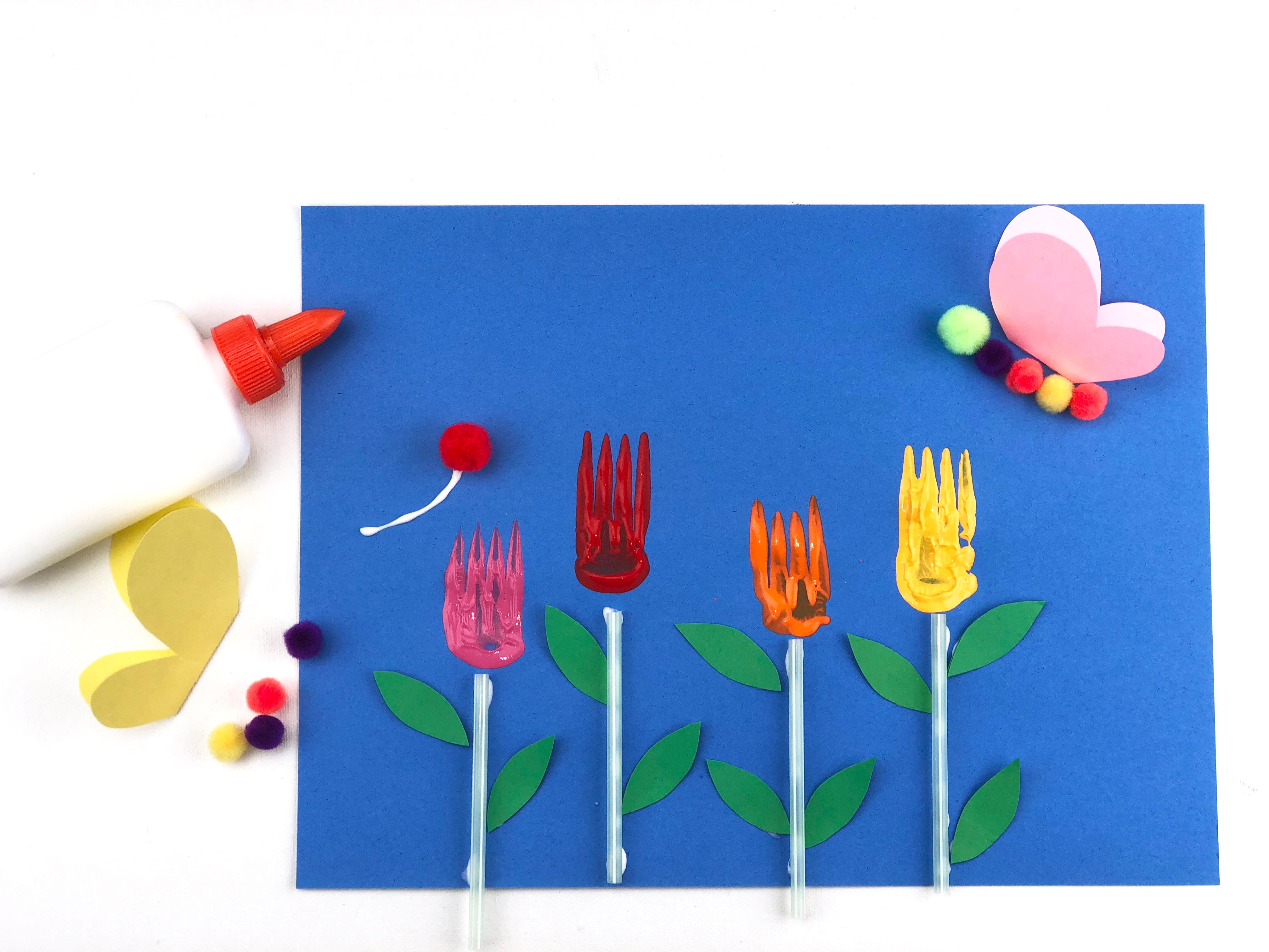 Spring Garden Craft step 4