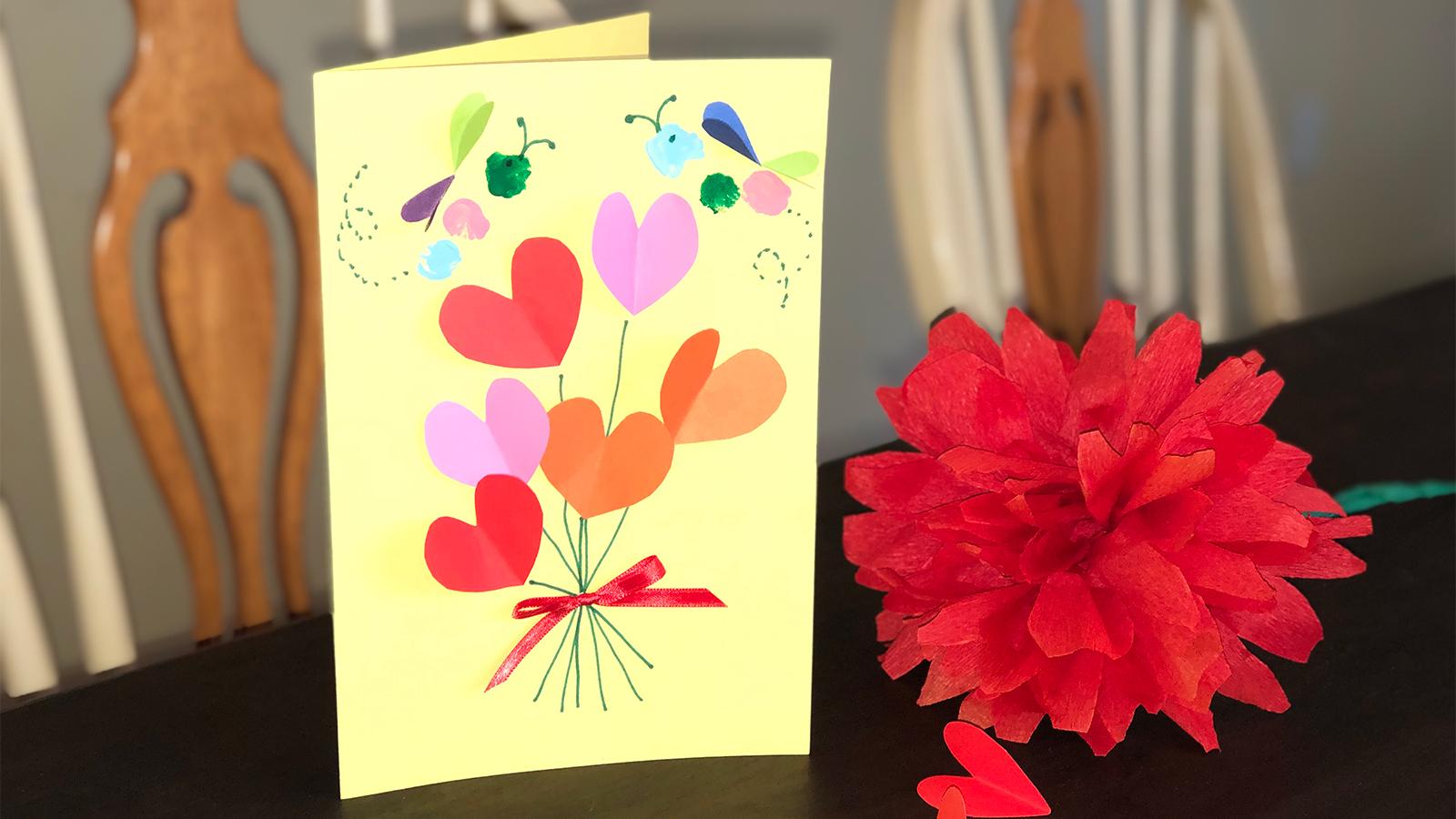 Valentine's Day Card Craft final