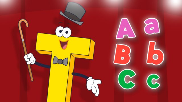 Alphabet Videos for Early Learners