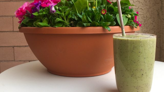 Green Smoothie for St. Patrick's Day