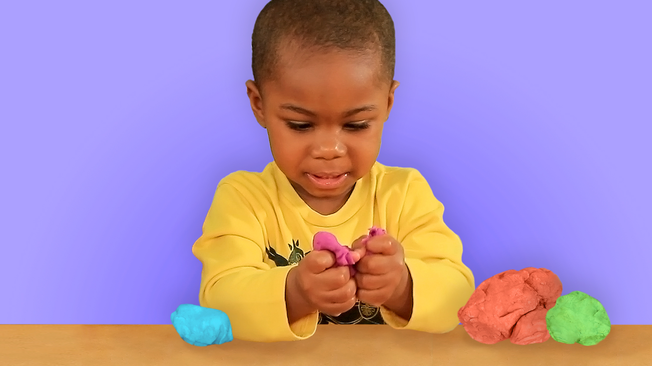 The Power of Play Dough