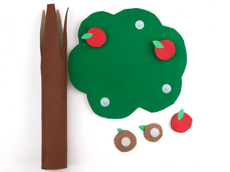 Apple Tree Craft step 3
