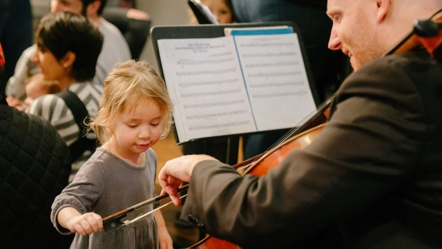 Bring music to life with Mozart for Munchkins