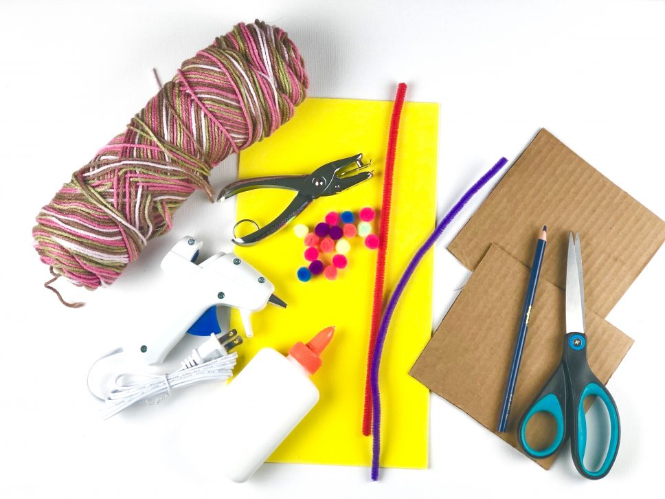 Mother's Day Craft materials
