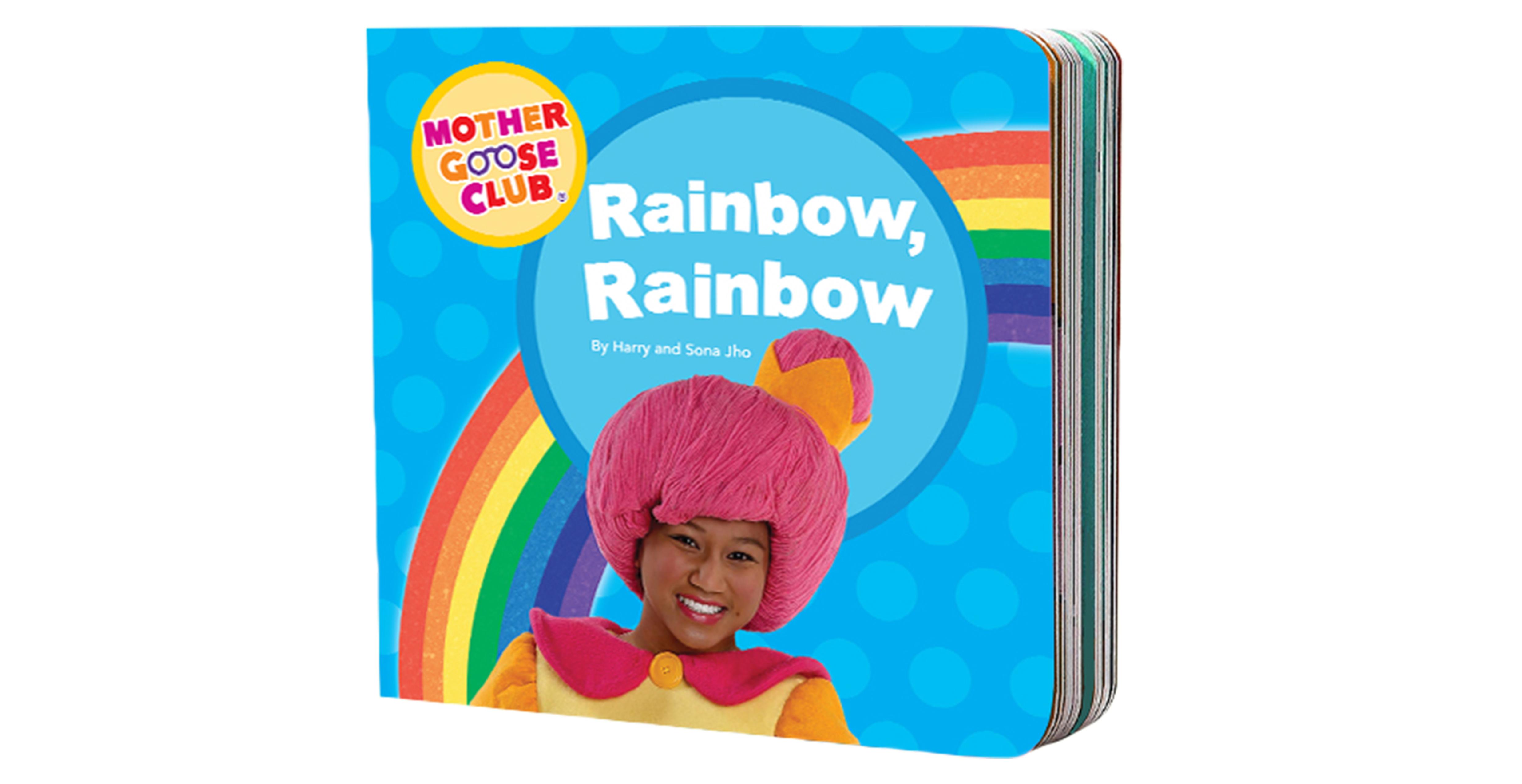 Rainbow, Rainbow board book