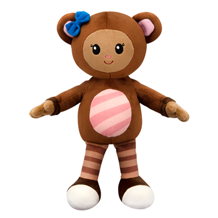 Teddy Bear Plush Doll