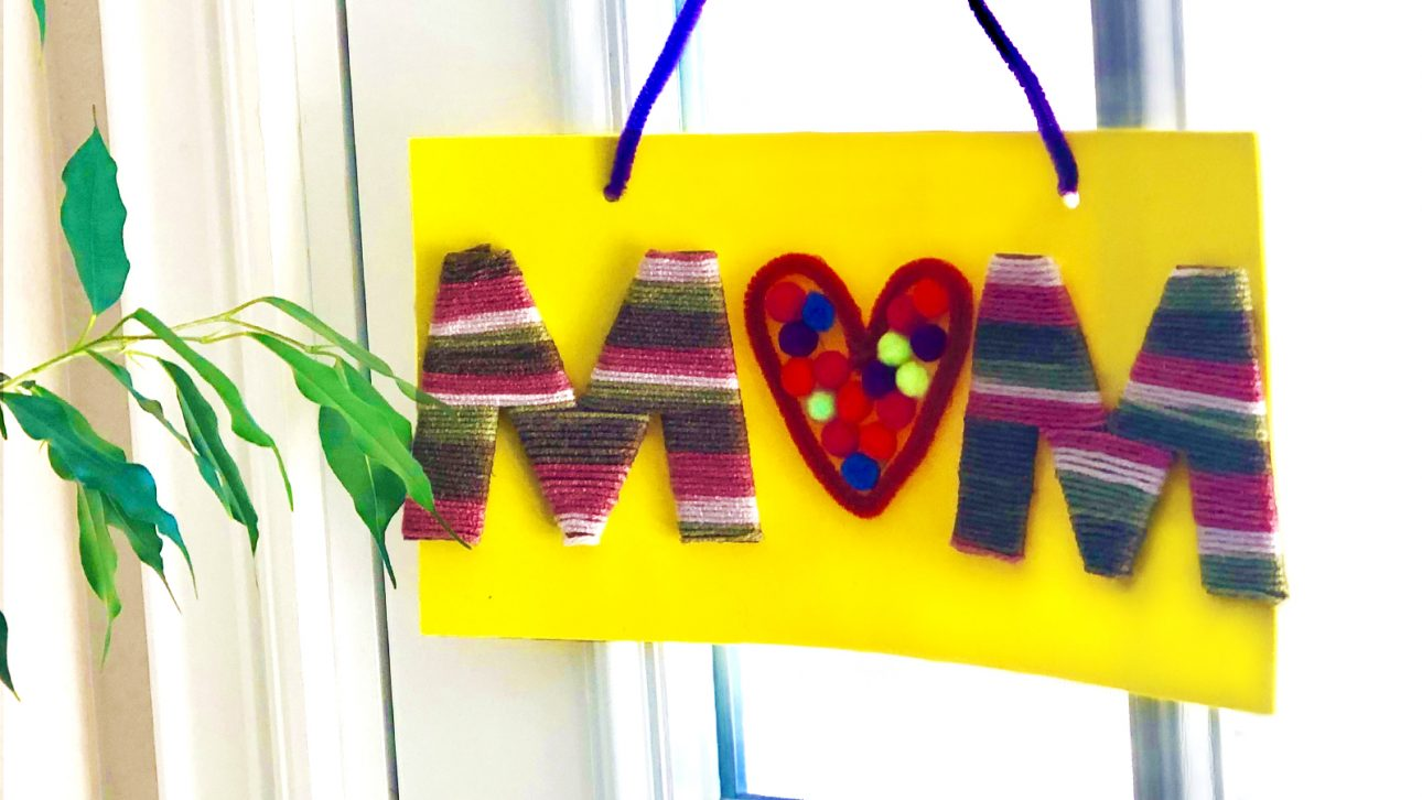 Mother's Day Family Craft