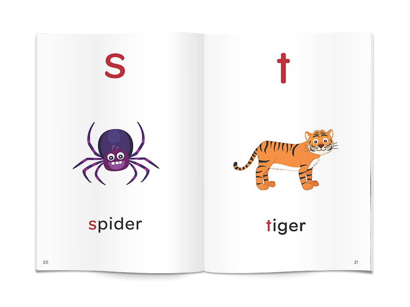 Explore Lowercase Letters & Sounds