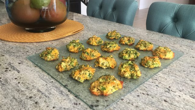 Broccoli & Cheddar Egg Bites Recipe