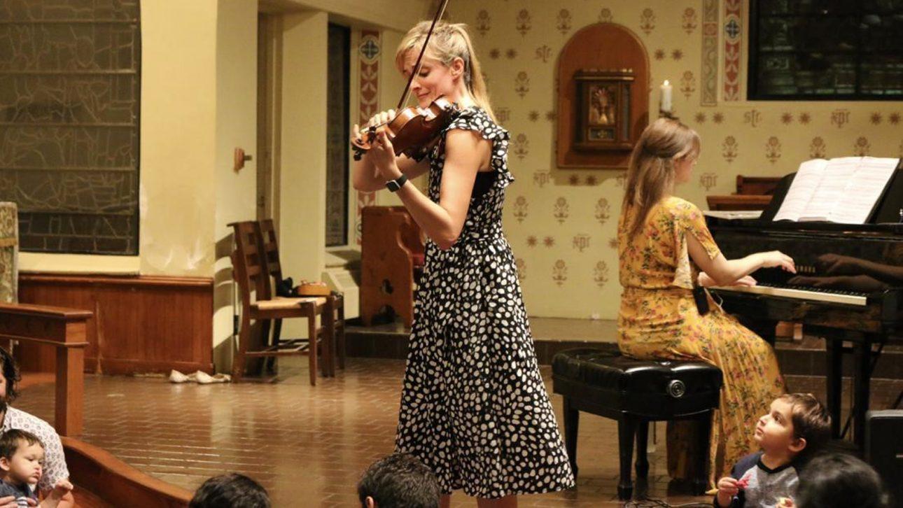 Mozart for Munchkins concert