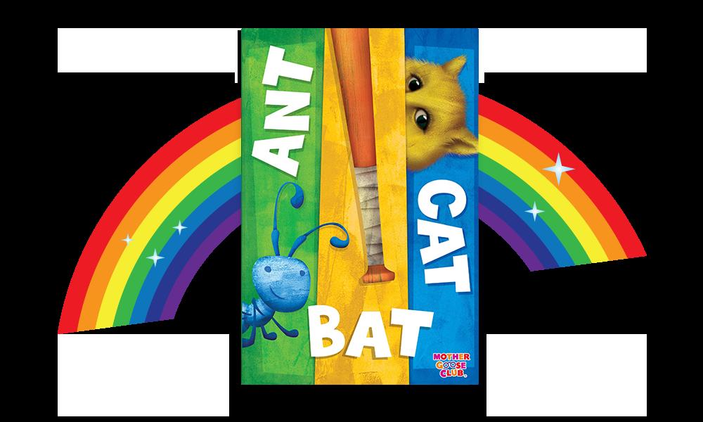 ANT BAT CAT cover