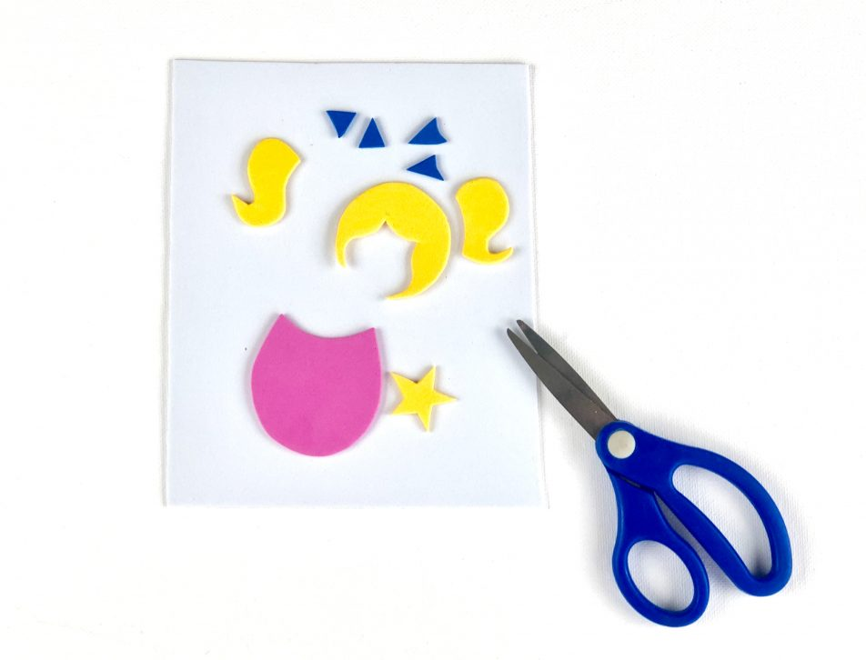 Back-to-School Accessory Craft step 1
