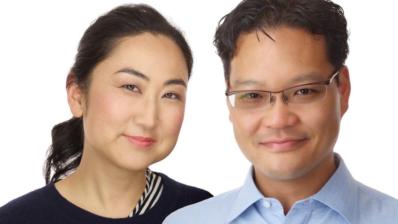 Harry and Sona Jho