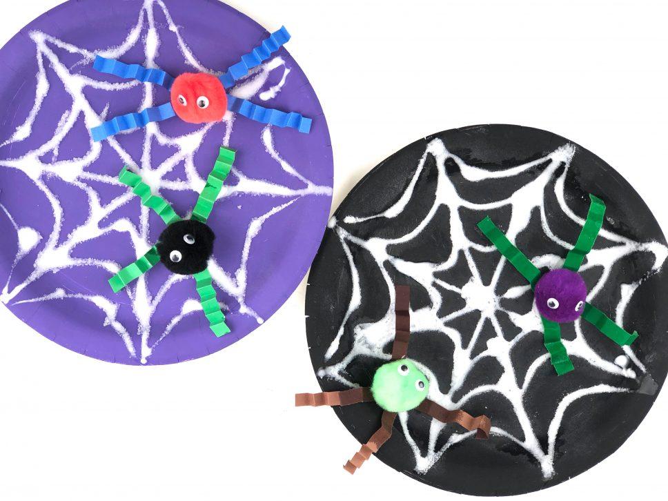 Halloween Spider Craft final